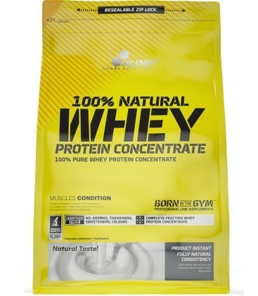 Olimp Natural Whey Protein Concentrat - 700g