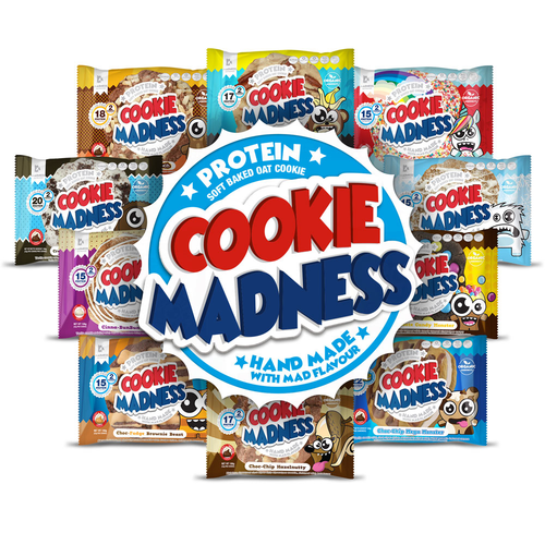 Madness Nutrition Cookie Madness -106g