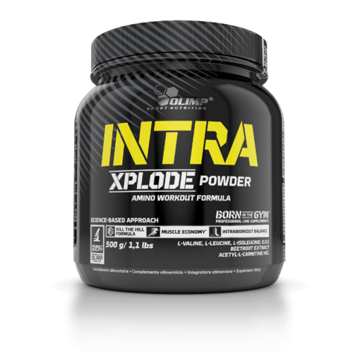 Olimp Intra Xplode - 500g (Fruit Punch)