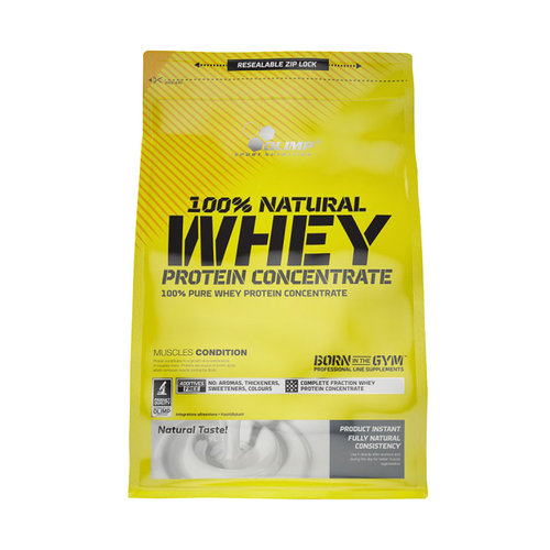 Olimp Natural Whey Protein Concentrate - 700g