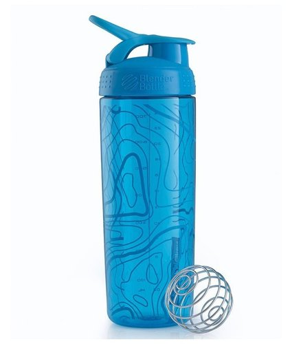 BlenderBottle Signature Sleek (Aqua) - 820ml