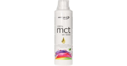 Best Body Nutrition MCT Oil 5000 - 500 ml