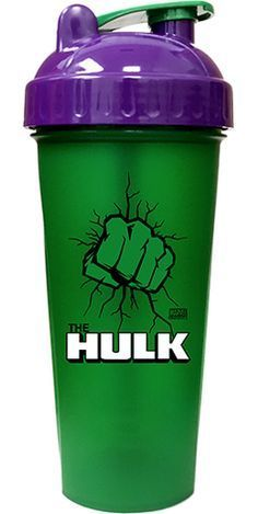 Perfect Shaker Hero Shaker - Hulk