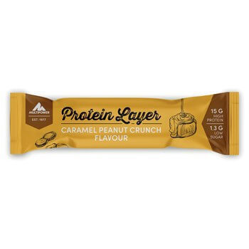 Multipower Protein Layer (Peanut-Caramel) - 50g
