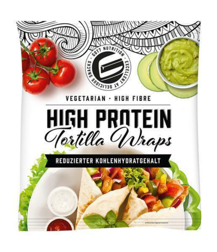 Got7 High Protein Tortilla Wraps 280 g