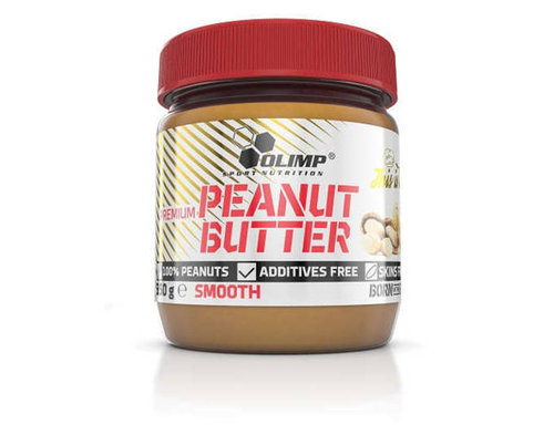 Olimp Premium Peanut Butter Smooth - 350g