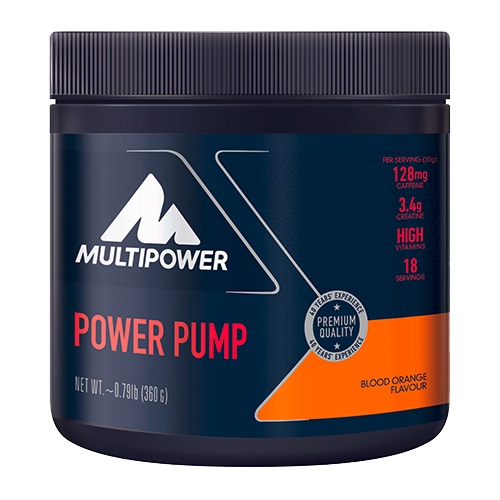 Multipower Power Pump 360 g