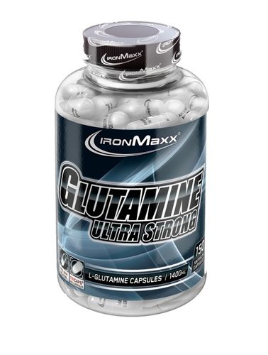 Ironmax Glutamine Ultra Strong 1400 mg