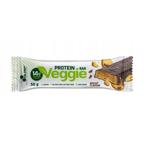 Olimp Veggie Protein Bar (Vegan) 50 g