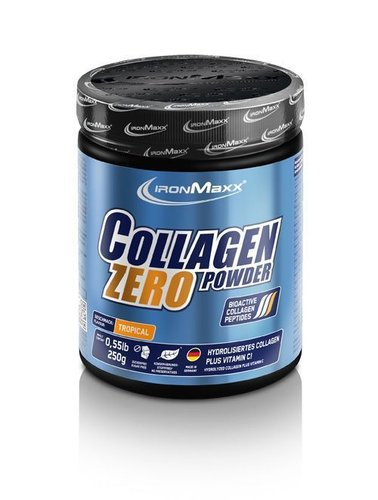 Ironmaxx Collagen Powder Zero