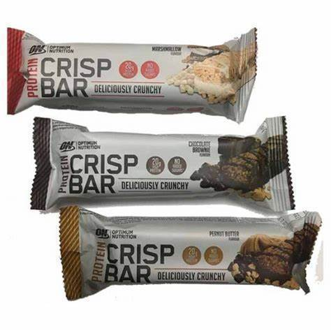 Optimum Nutrition Protein Crisp Bar 65 g