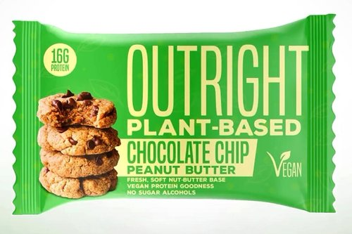 MTS Nutrition Outright Plant-Based Protein Bar