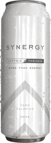 More Nutrition Synergy Energy Drink 500 ml White